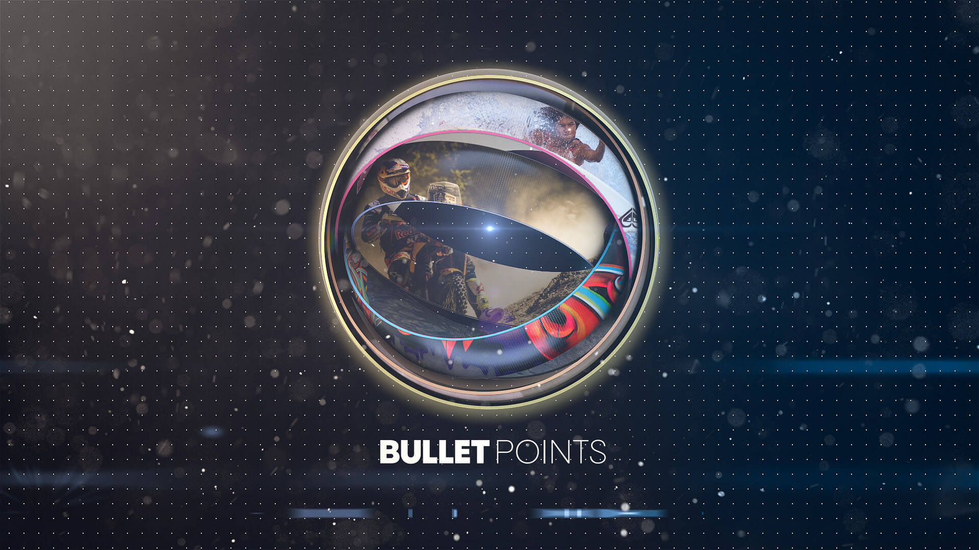 RED BULL BULLET POINTS