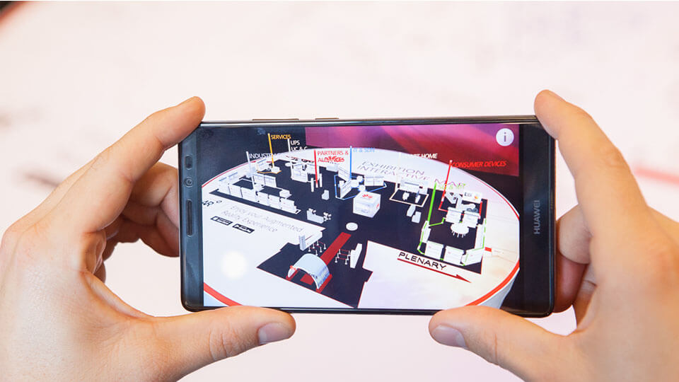 huawei ar augmented reality app