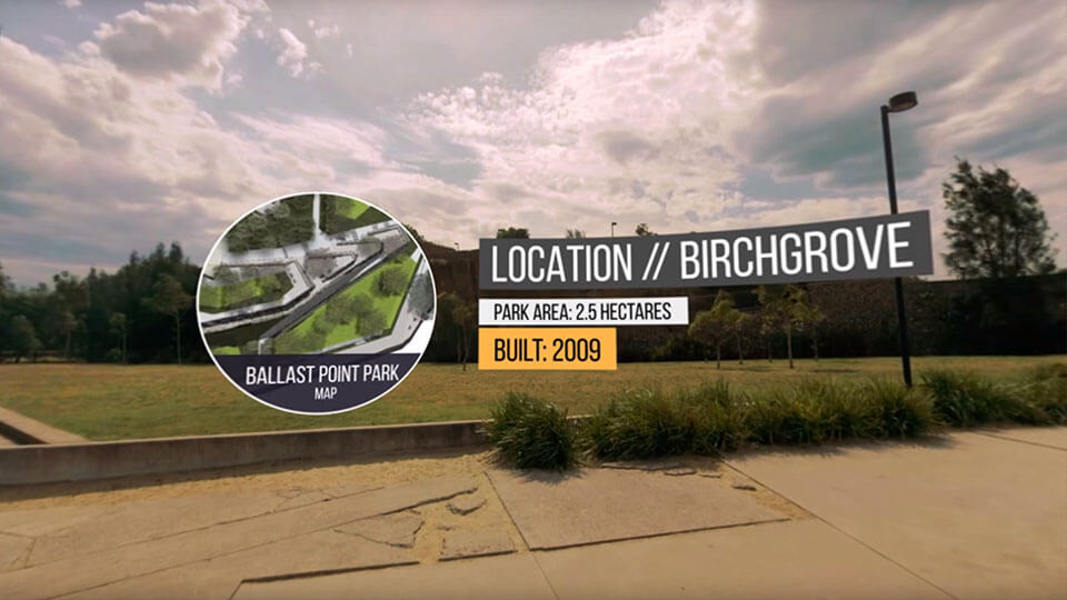 ballast point park sydney 360 vr virtual reality experience tour travel