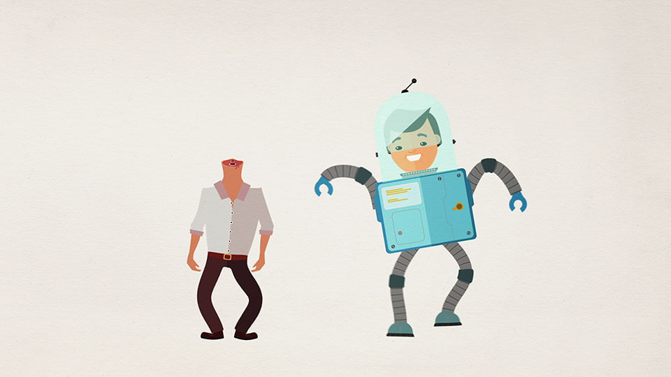 servus tv character animation 2d 3d motion design