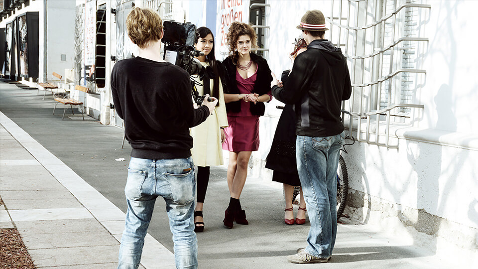 schullin bring your time fashion film video cinema cinematography graz jewllery behind the scenes making of bts