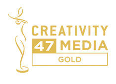 creativity awards media gold mindconsole