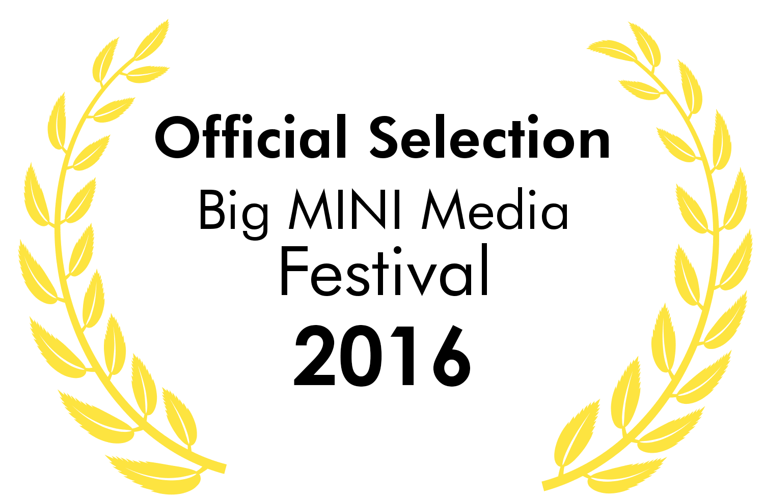 official selection big mini media festival mindconsole 2016