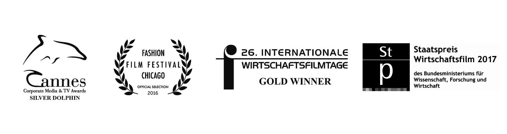 mindconsole schullin award win cannes corporate silver dolphin fashion film festival chicago internationale wirtschaftsfilmtage gold staatspreis wirtschaftsfilm 2017