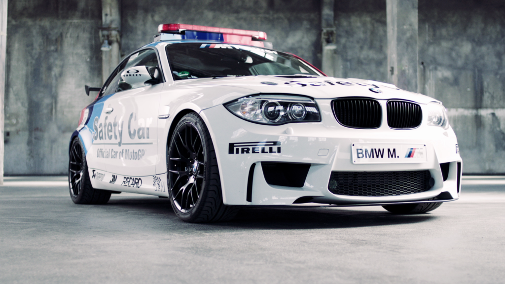 An image of BMW Safety Cars