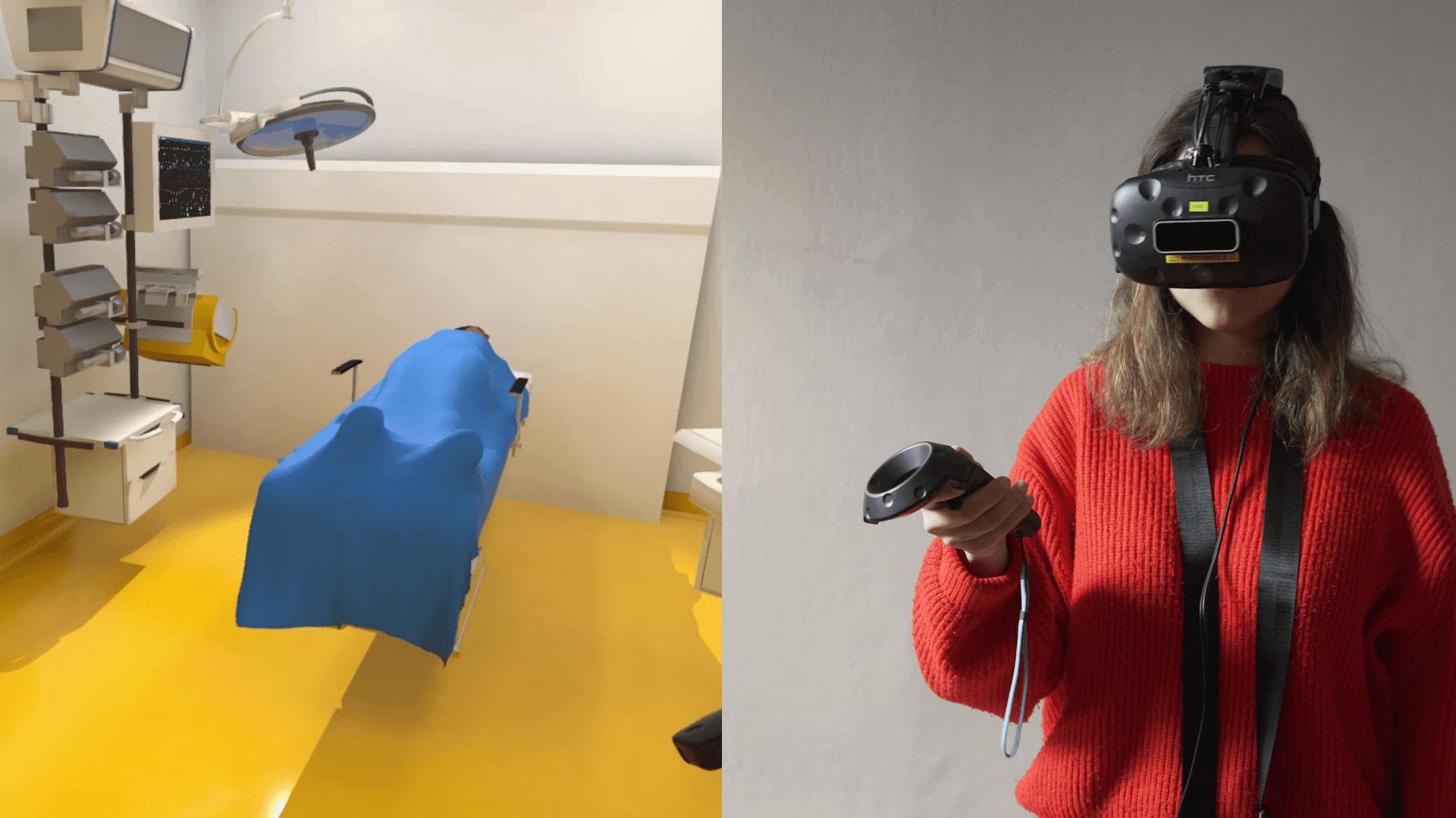 VR Emergency room